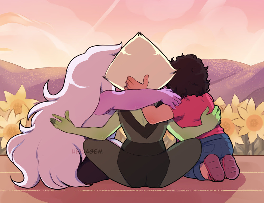 The cutest scene… ♥ *whispers* Shorty Squad fusion