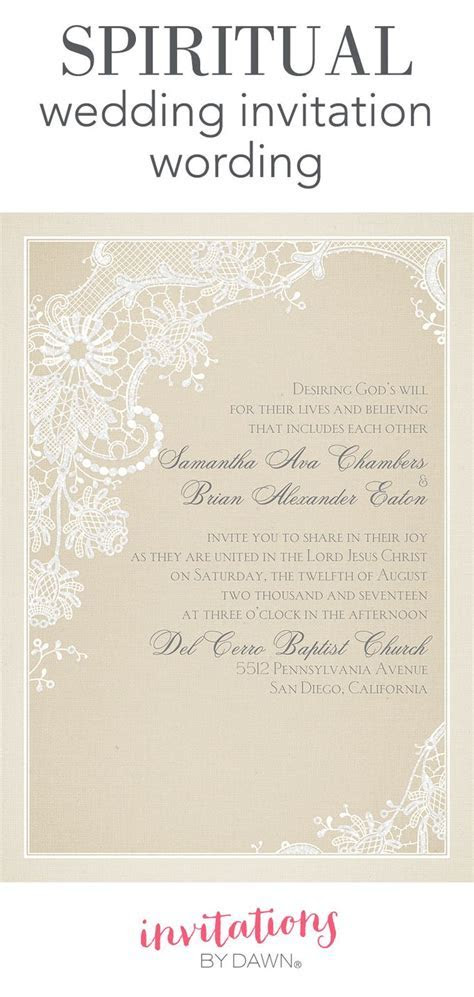 Your wedding invitation is an opportunity to express your