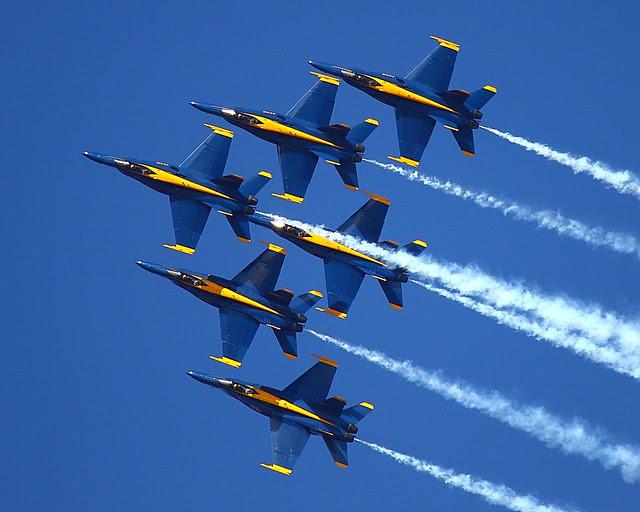IMG_2803 Blue Angels, San Francisco Fleet Week 2011