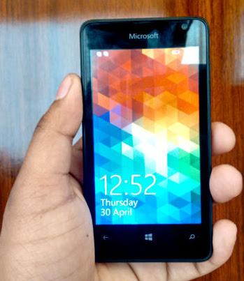 Microsoft Lumia 430 Dual SIM Restore Factory Hard Reset Remove Pattern Lock