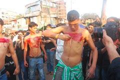 The Bihari Blade Cutters Mumbai Chehlum by firoze shakir photographerno1