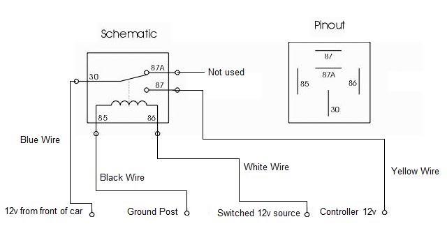 19 Elegant Bosch 4 Pin Relay Wiring Diagram