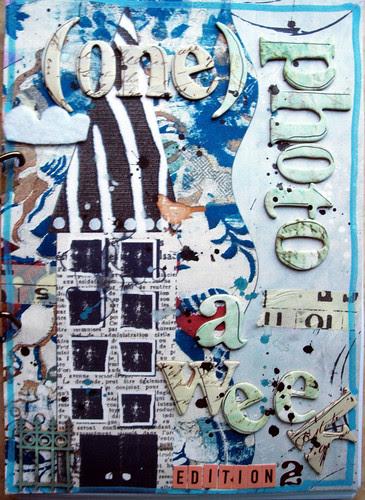 Jan 17/31 - {Envelope album - cover}