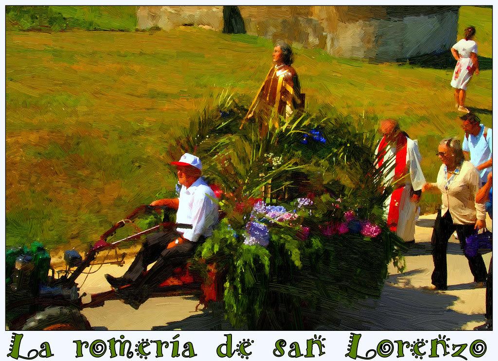 romería de san lorenzo en la providencia de gijón 171-001