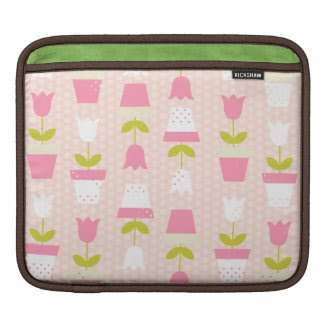 Spring Pattern iPad Sleeve rickshaw_sleeve