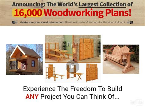 teds woodworking review freedom  build