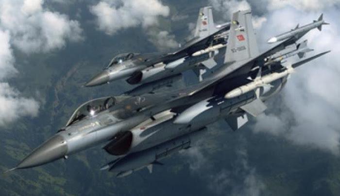 Σημειώθηκαν τρεις εμπλοκές με τα ελληνικά αεροσκάφη