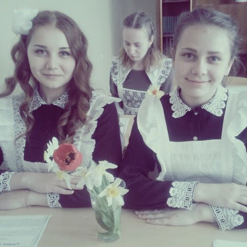 Выпускницы-2015 (27 фото)