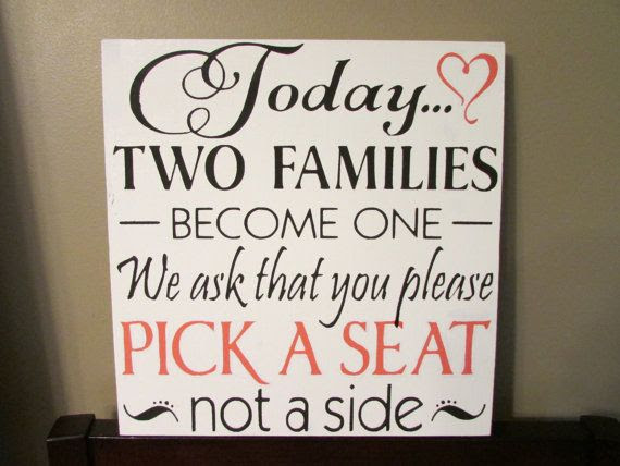 Two Families Become One Quotes Two Families Become One Quotes