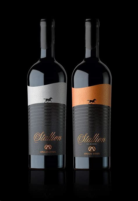 BEST OF 2010   Wine Label Designs by the Labelmaker on Behance