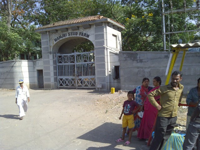 Manjri Stud Farm on Pune Solapur Highway - Visit Dreams Avani, 1 BHK & 2 BHK Flats on Shewalewadi Road, near Manjri Stud Farm, off Pune Solapur Highway, at Manjri Budruk Pune, 412 307
