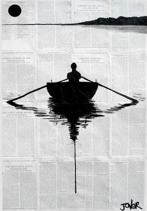 powerful   dripping ink drawings  pages  vintage