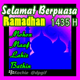dp bbm puasa ramadhan  gif kata terbaik kumpulan