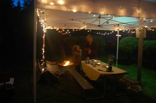 party cabana