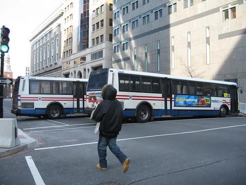 Bus block