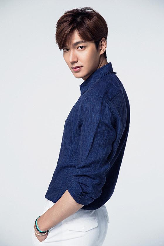Lee Min Ho Pics 2018