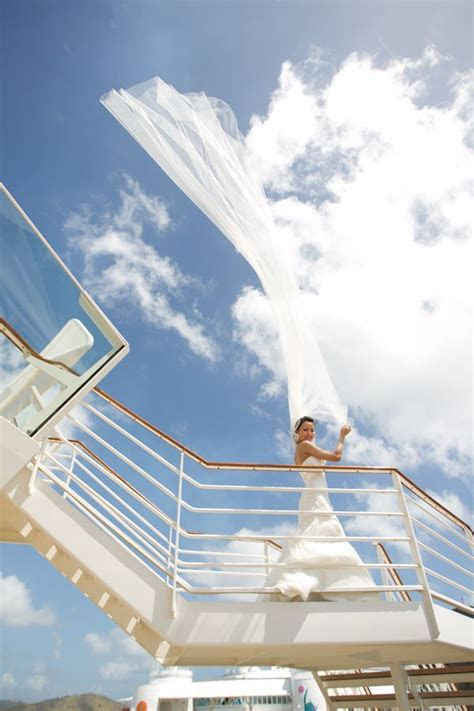 Royal Caribbean Cruise Wedding   Vicky   Rich