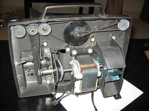 8mm projector 2