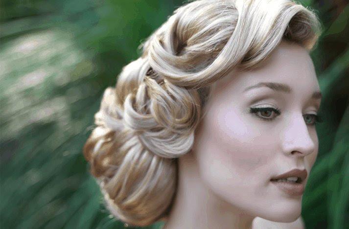Wedding  Bridal  Hair  from Bliss Nottingham Loughborough