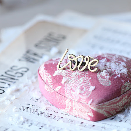 Love Ring by Ruche