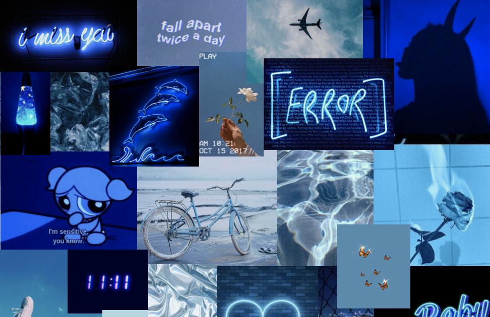 light blue aesthetic wallpaper for chromebook