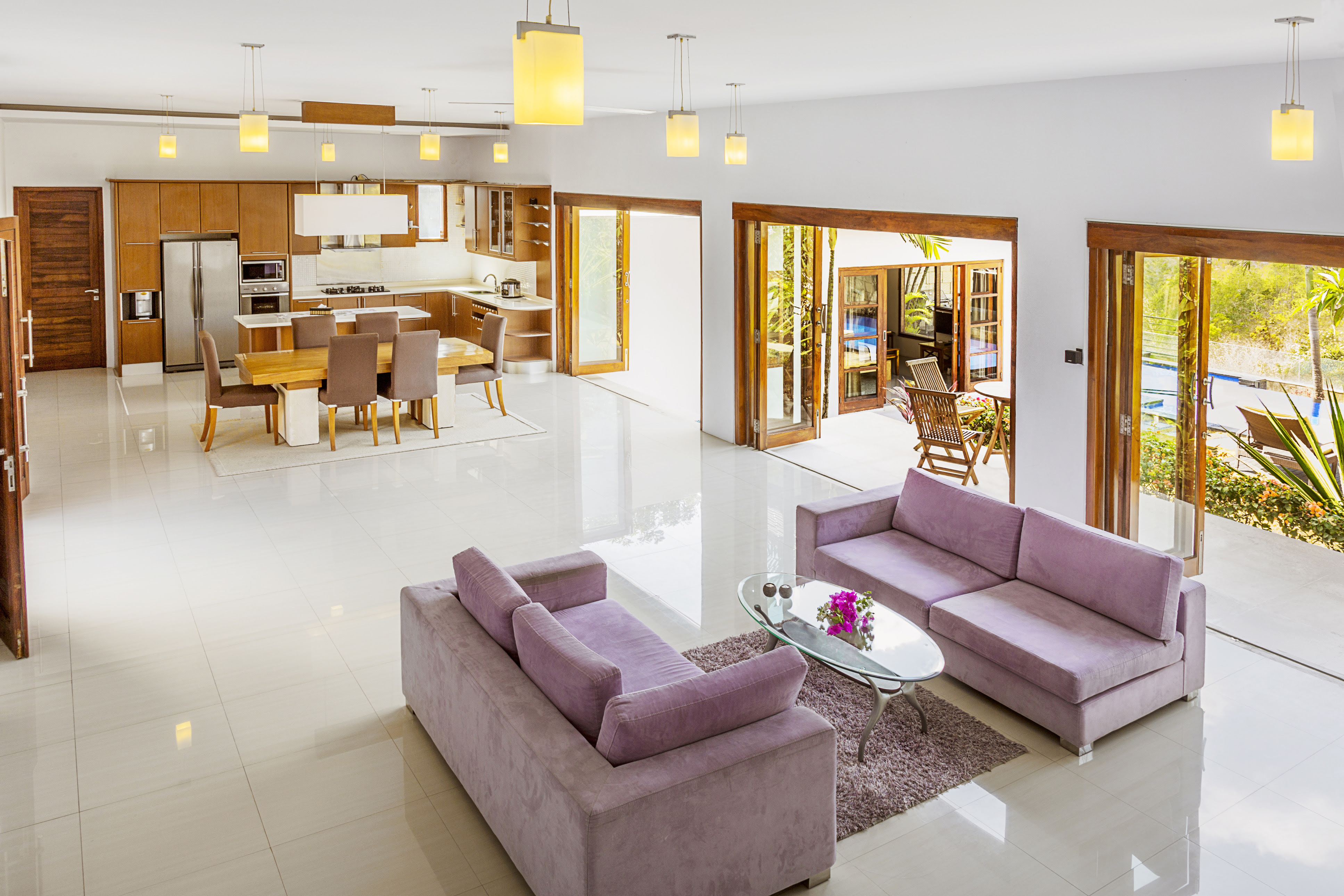 How to Master the Open Floor Plan  in Your Home  Real
