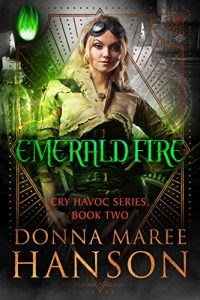 Emerald Fire by Donna Maree Hanson