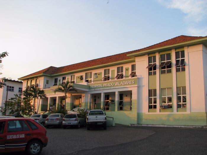 O Prado Valadares é a unidade pública de saúde pra onde são encaminhados a maioria dos pacientes com estado mais grave de saúde na região. (Foto reprodução)