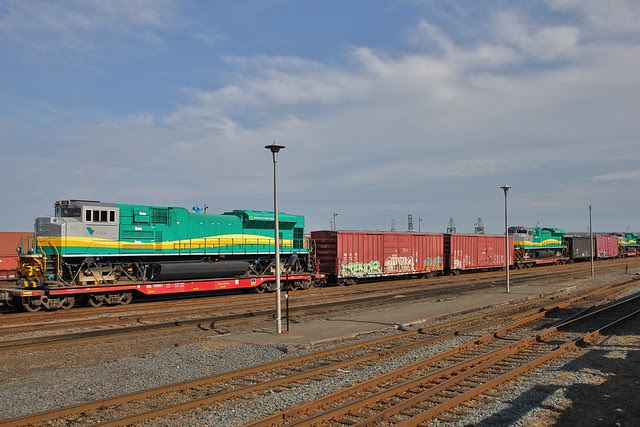 SD80ACe Vale Locomotives: Destination: Brazil - Rockingham, NS