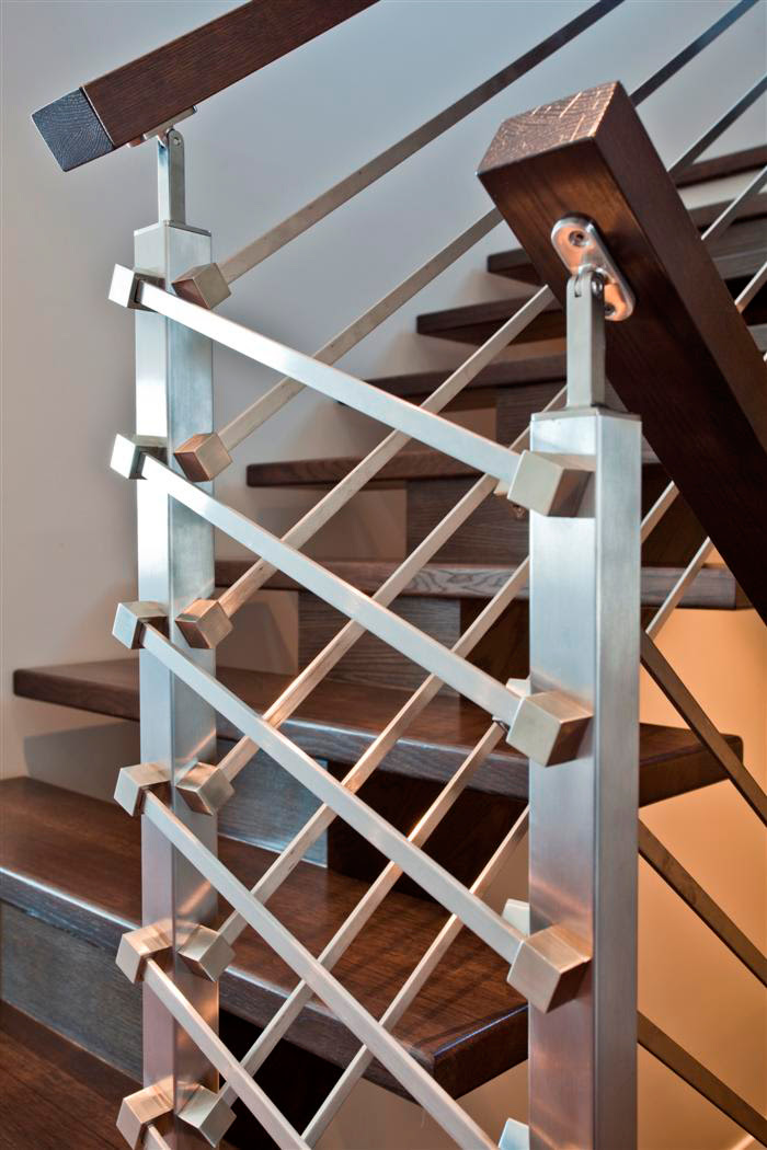 Stainless Steel Railing System Artistic Stairs Canada