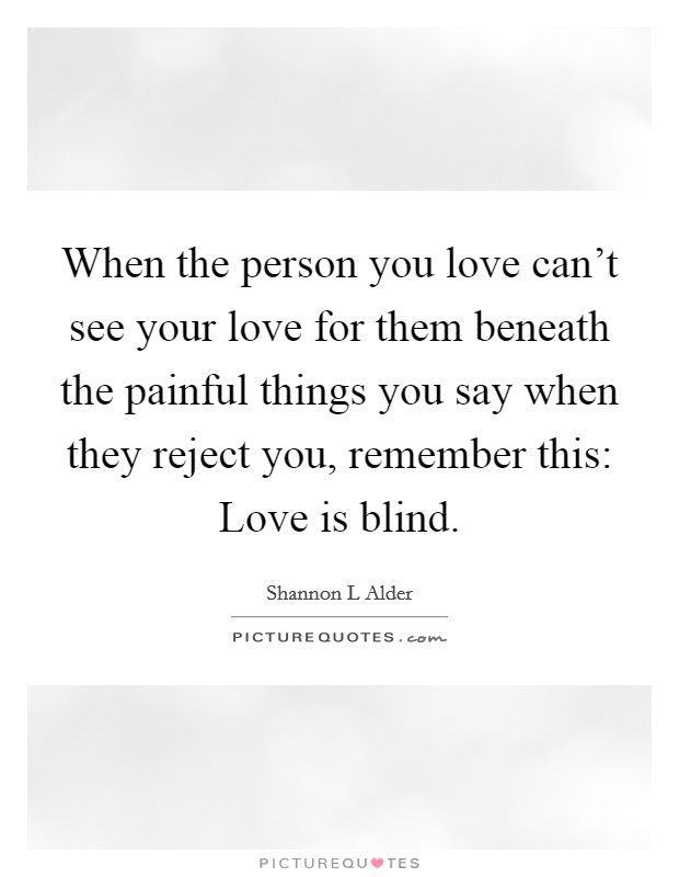 Blind Person Quotes Sayings Blind Person Picture Quotes