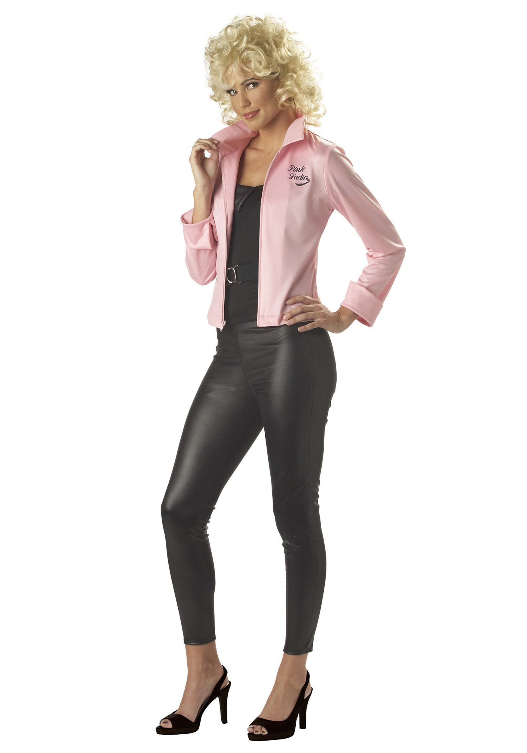 Pink Ladies Jacket Halloween Costume Ideas 2018