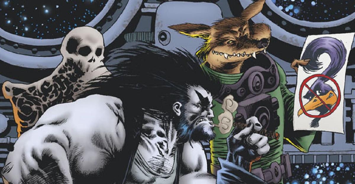 Resultado de imagem para Dc Comics e Looney tunes