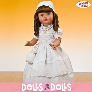 Muñeca de Comunión de Mariquita Pérez