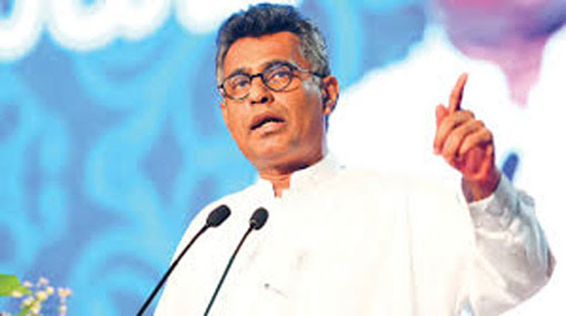 Patali challenges JO MPs to resign from UPFA