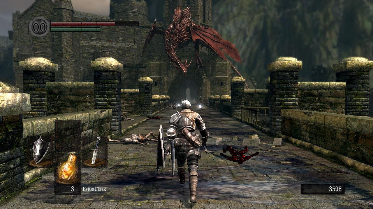 Resultado de imagem para Dark Souls 1