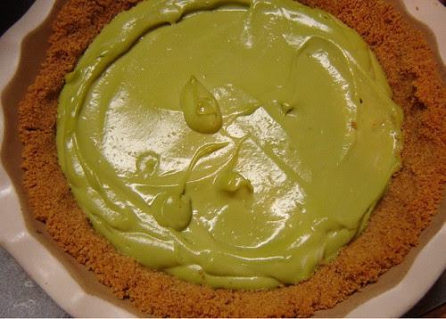 Avocado Pie