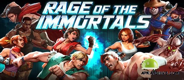 Rage of the Immortals Apk