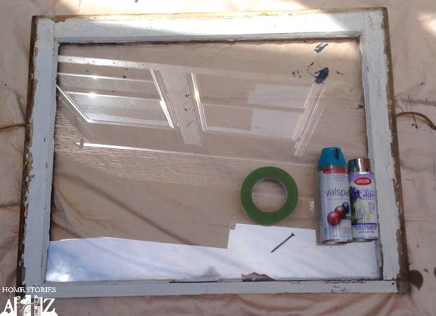 How To Make An Outdoor Mirror