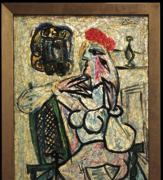 Found In Basement: Appraiser Workshops: Picasso Discovered In Basement Of Museum