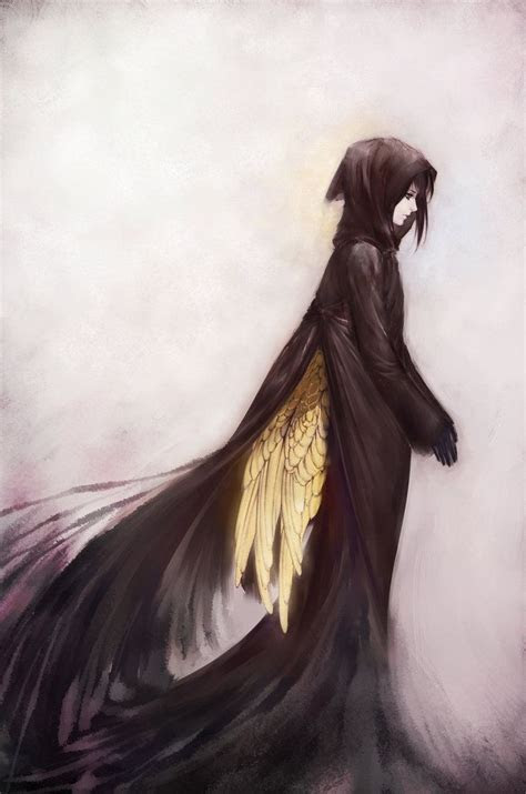 images  anime wings  pinterest anime angel