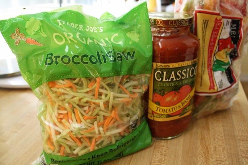 Ground Turkey Broccoli Slawghetti Crock Pot Recipe - Run ...