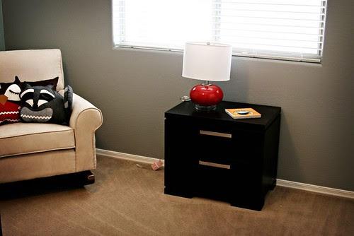Project Nursery:  Furniture