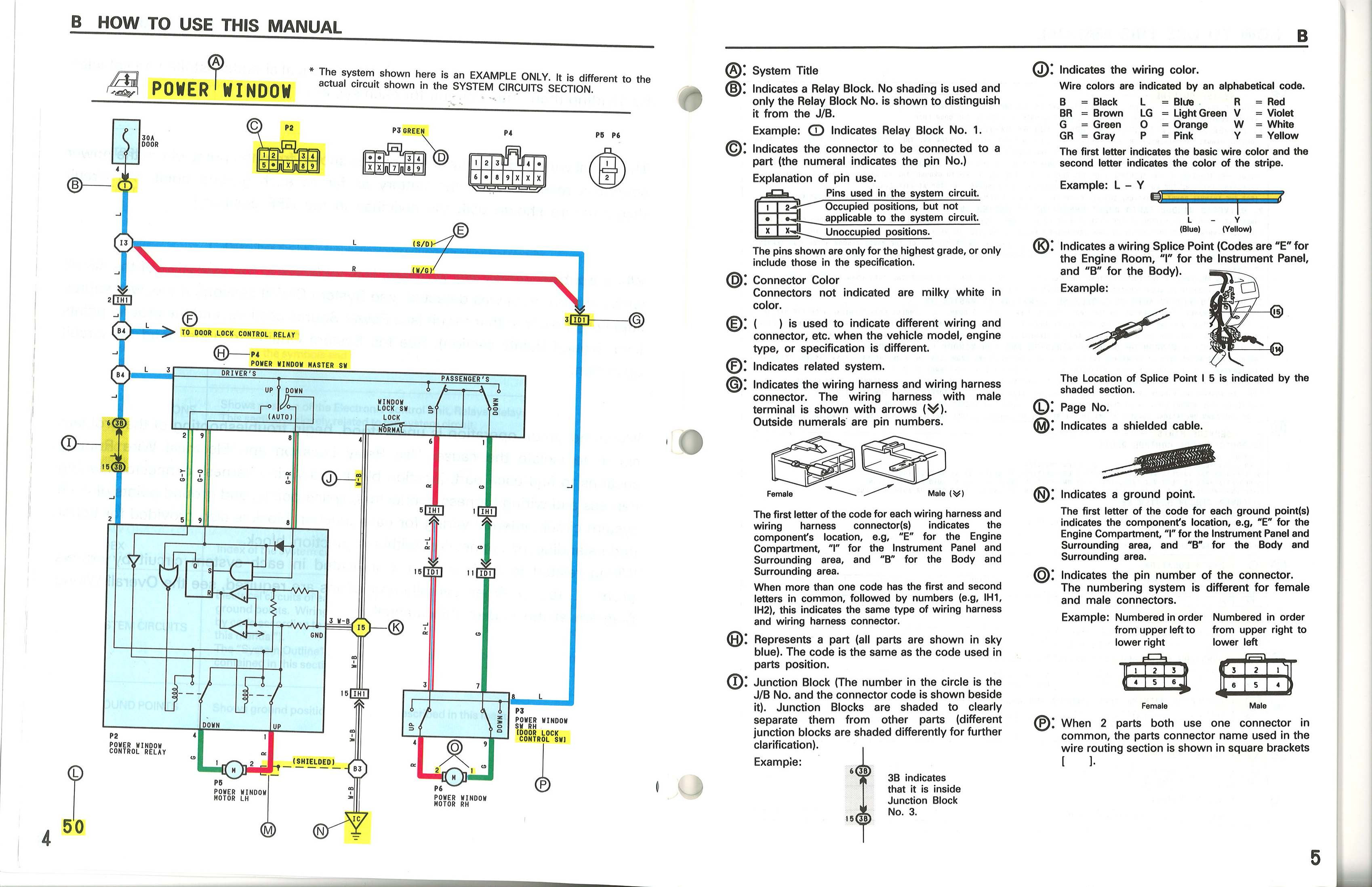 Ecu Diagram For 1988 3vz E Yotatech Forums