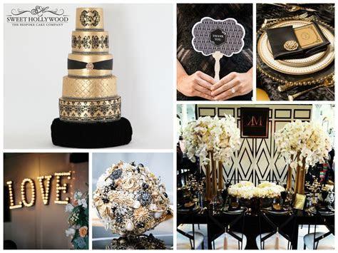 Sweet Hollywood presented this Royal Damask 5 tier Wedding