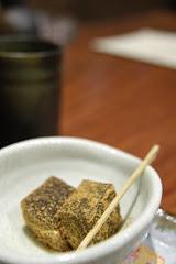 黒糖わらび餅, 博多 なぎの木, 西中洲