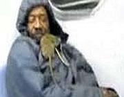 Un grosso ratto sulla faccia di un passeggero in metropolitana a New York