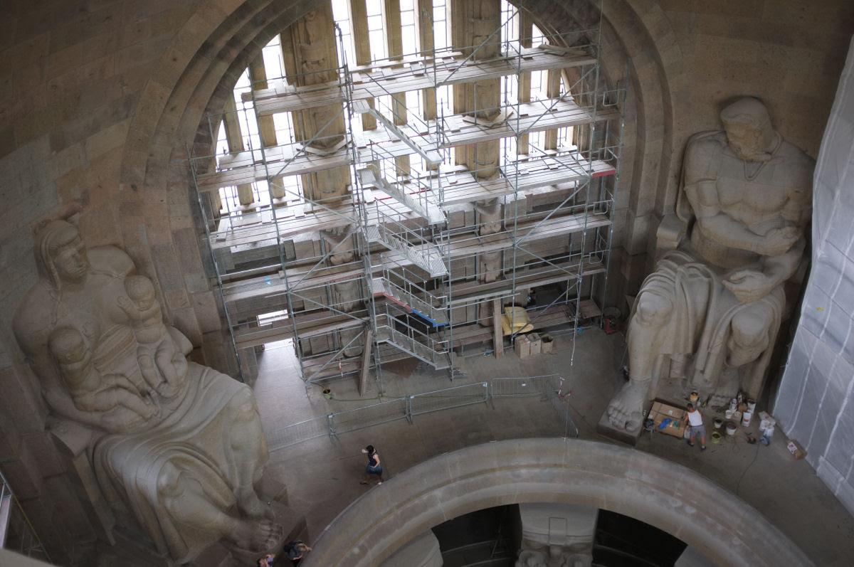 O Monumento à Batalha das Nações : O maior monumento da Europa 24