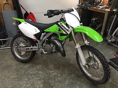 Kx 125 Dirt Bike Motorcycles For Sale
