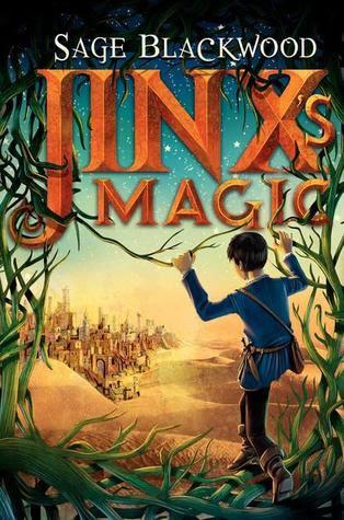 Jinx's Magic (Jinx #2)